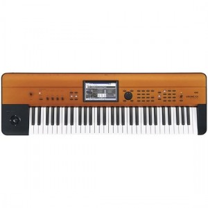 Korg Krome EX 61-Key Special Copper Edition
