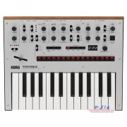 Korg Monologue-SV Analogue Synthesizer (Silver)