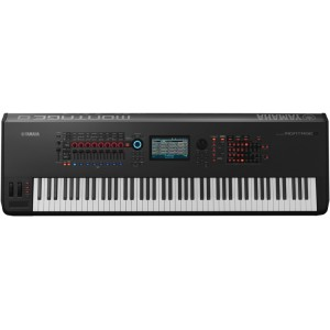 Yamaha Montage 8 88-Key Flagship Synthesizer