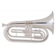 King 1127SP Ultimate Marching Baritone Silver Plated
