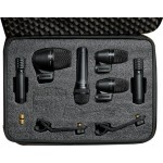 Shure PGADRUMKIT6 6-Piece Drum Microphone Kit