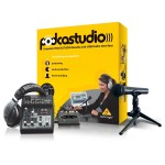 Behringer Podcastudio Bundle with USB/Audio Interface