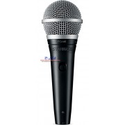 Shure PGA48XLR Vocal Microphone with XLR Cable