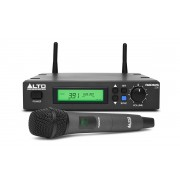 Alto Radius 200 Professional UHF Wireless Handheld Microphone