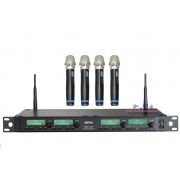Mipro ACT-312BT/4*ACT-32H Wireless Microphone
