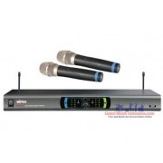 Mipro MR 823 2 Handheld Wireless Microphone