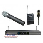 Mipro MR 823 Handle + Clip On Wireless Microphone