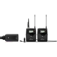 Sennheiser EW 500 Film G4 Wireless Combo System Kit with MKE2 Lavalier Microphone