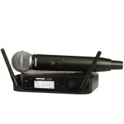 Shure GLX-D24/BETA58 Wireless Vocal System