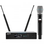 Shure QLXD24/BETA 87A Handheld Wireless System