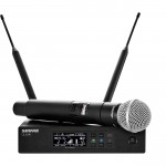 Shure QLXD24/SM58 Handheld Wireless System