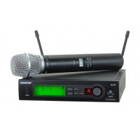 Shure SLX24/SM86 Wireless Microphone System