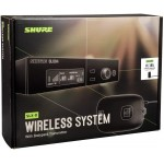 Shure SLXD14/85 Wireless System with SLXD1 and WL185 Lavalier Microphone