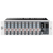 Behringer Eurorack Pro RX1202FX Rackmount Mixer with Effects