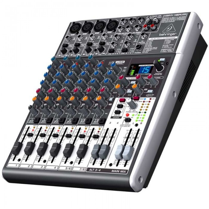 Behringer Xenyx X1204USB Mixer with Effects