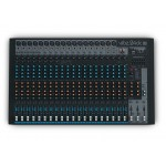LD Systems VIBZ24DC 24 Channel Mixing Console with DFX and Compressor