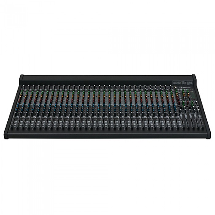 Jual mackie 3204vlz4 32 channel 4 bus fx mixer with usb for Firewire mixer motorized faders
