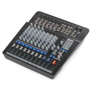 Samson MXP144FX - MixPad Compact, 14-Channel Analog Stereo Mixer with Effects and USB