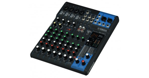 jual yamaha mg10xu 10 channel mixer with effects. Black Bedroom Furniture Sets. Home Design Ideas