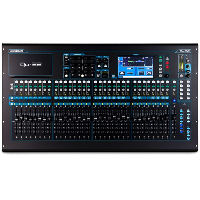 ALLEN&HEATH QU-32 DIGITAL MIXER DRIVERS FOR WINDOWS 10