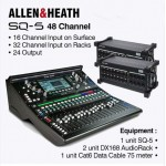 Allen & Heath SQ-5 48 Channel Digital Mixer