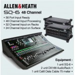 Allen & Heath SQ-6 48 Channel Digital Mixer