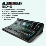 Allen & Heath SQ-6 24 Channel Digital Mixer