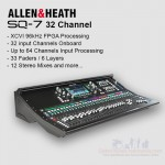 Allen & Heath SQ-7 32-Channel Digital Mixer