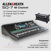 Allen & Heath SQ-7 48-Channel Digital Mixer