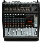 Behringer Europower PMP500 12-channel 500W Powered Mixer