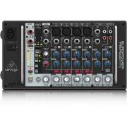 Behringer Europower PMP500MP3 500-Watt 8-Channel Powered Mixer with MP3 Player