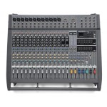 Samson S4000 20-Channel Powered Mixer