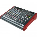 Allen & Heath ZED-10FX 10-Channel USB Mixer with Effects