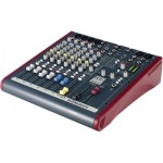Allen & Heath ZED60-10FX - 6 Channel Mixer with Digital Effects