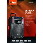 Aubern BE15CX Portable Amplifier Wireless