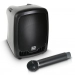 LD Systems Roadboy 65 Active Portable PA Speaker with Handheld Microphone