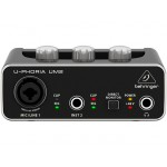 Behringer U-Phoria UM2 USB Audio Interface