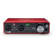 Focusrite Scarlett 2i2 USB Audio Interface (3rd Gen)