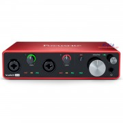 Focusrite Scarlett 4i4 USB Recording Interface (3rd Gen)