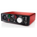 Focusrite Scarlett Solo (2nd Gen) USB Audio Interface