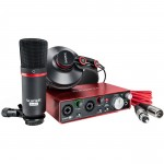 Focusrite Scarlett Studio Pack (2nd Gen)