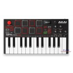Akai MPK Mini Play Portable Keyboard and MIDI Controller