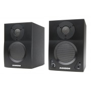 Samson MediaOne BT3 - Active Studio Monitors with Bluetooth (Pair)