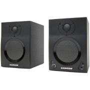 Samson MediaOne BT4 - Active Studio Monitors with Bluetooth (Pair)