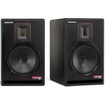 "Samson Rubicon R8a - 100W Active 8"" Two-Way Ribbon Monitor (Pair)"