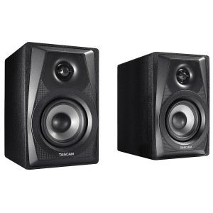 TASCAM VL-S3 Stereo Powered Reference Monitors