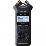 Tascam DR-07X 2-Input / 2-Track Portable Audio Recorder