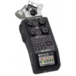 Zoom H6 Handy Recorder Plus Accessories