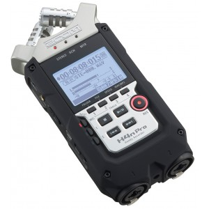 Zoom H4N Pro Handy Recorder Plus Accessories