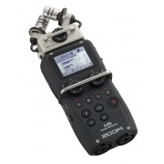 Zoom H5 Handy Recorder with APH 5 accesories